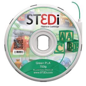 ST3Di Green PLA 3D Printing Filament 750g ST-6002-00