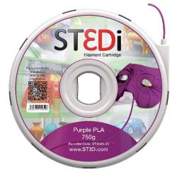Cheap Stationery Supply of ST3Di Purple PLA 3D Printing Filament 750g ST-6005-00 Office Statationery