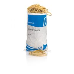 Cheap Stationery Supply of Initiative Rubber Bands Assorted Sizes 454g Bags Office Statationery