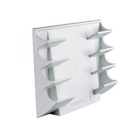 Legamaster White Magnetic Marker Holder (Dimesions: H156 x W134 x D40mm) 7-1220-00