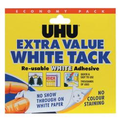 Cheap Stationery Supply of UHU White Tack 100g (Pack of 6) 43527 Office Statationery