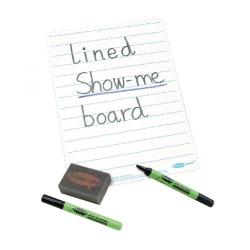 Cheap Stationery Supply of Show-me Super Tough A4 Lined Whiteboards (Pack of 35) C/SRL Office Statationery