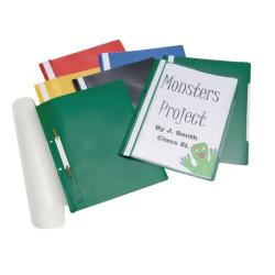 Cheap Stationery Supply of Classmaster Project Files A4 Assorted (Pack of 100) PFA100 Office Statationery