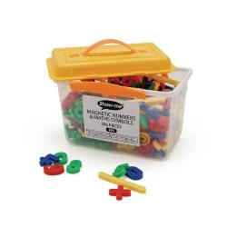 Cheap Stationery Supply of Show-me Magnetic Numbers and Maths Symbols Assorted (Pack of 286) MN Office Statationery