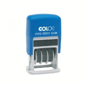 COLOP S120 Self Inking Mini Dater EM37284