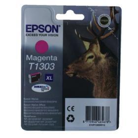 Epson T1303 Magenta Extra High Yield Inkjet Cartridge C13T13034010 / T1303