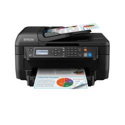 Cheap Stationery Supply of Epson WorkForce WF-2750DWF Multifunctional Colour Inkjet Printer Black C11CF76401 Office Statationery