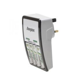 Energizer Maxi Battery Charger 4x AA Batteries 1300 Mah UK 633151