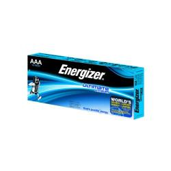 Cheap Stationery Supply of Energizer AAA Ultimate Lithium Batteries (Pack of 10) 634353 Office Statationery