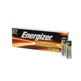 Energizer Industrial AA Batteries (Pack of 10) 636105