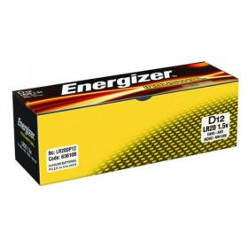 Energizer C Industrial Batteries (Pack of 12) 636107