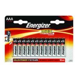 Cheap Stationery Supply of Energizer MAX E92 AAA Batteries (Pack of 12) E300103700 Office Statationery