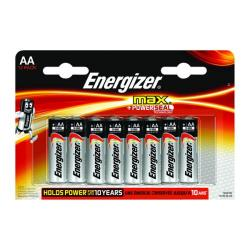 Cheap Stationery Supply of Energizer MAX E91 AA Batteries (Pack of 12) E300112600 Office Statationery