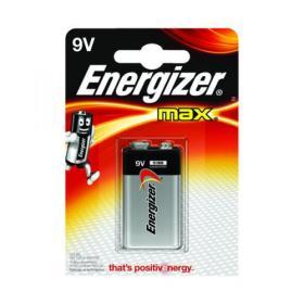 Energizer MAX 522 9V Battery E300115900