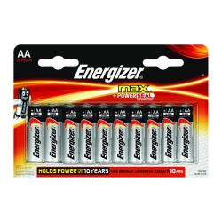 Cheap Stationery Supply of Energizer MAX E91 AA Batteries (Pack of 16) E300132000 Office Statationery