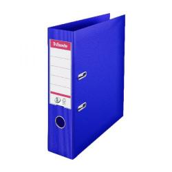Cheap Stationery Supply of Esselte 75mm Lever Arch File Polypropylene A4 Purple (Pack of 10) 811530 Office Statationery