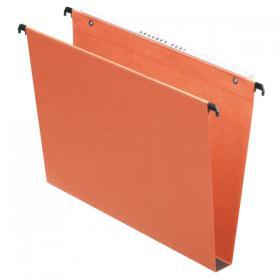 Esselte Orgarex Suspension File 30mm Foolscap Orange (Pack of 50) 10403