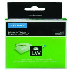 Dymo 11352 LabelWriter Labels 54 x 25mm White (Pack of 500) S0722520