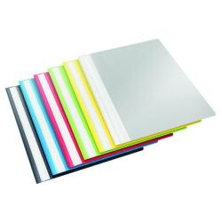 Cheap Stationery Supply of Esselte Report File A4 Assorted (Pack of 25) 15449 Office Statationery