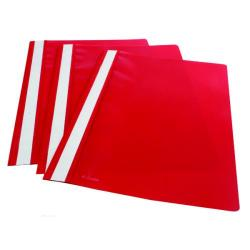 Cheap Stationery Supply of Esselte Report File A4 Red (Pack of 25) 28316 Office Statationery