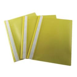 Cheap Stationery Supply of Esselte VIVIDA Polypropylene Report Files A4 Yellow (Pack of 25) 28318 Office Statationery