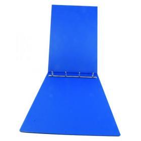 Esselte 4 D-Ring Binder 25mm Polypropylene Landscape A3 Blue 68735