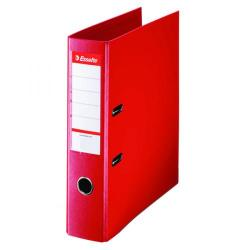 Cheap Stationery Supply of Esselte 75mm Lever Arch File Polypropylene A4 Red (Pack of 10) 48063 Office Statationery