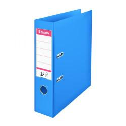 Cheap Stationery Supply of Esselte 75mm Lever Arch File Polypropylene A4 Blue (Pack of 10) 48065 Office Statationery