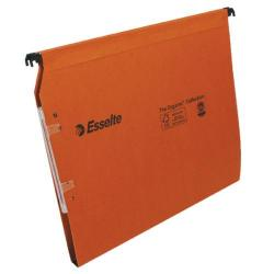 Cheap Stationery Supply of Esselte Orgarex 15mm Lateral File A4 (2 Packs of 25) ES810752 Office Statationery