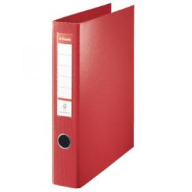 Esselte 4D-Ring A4 Binder 40mm Red 82403