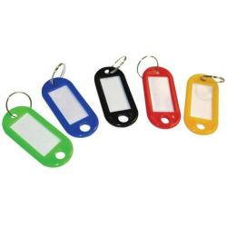 Cheap Stationery Supply of Value Key Tags Asstd 100 Tags Office Statationery