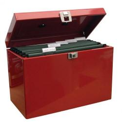 Cheap Stationery Supply of Value Metal File Box A4 Rd Office Statationery