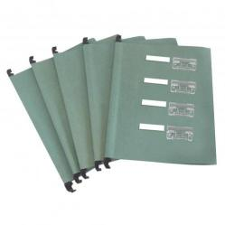 Cheap Stationery Supply of Value A4 Suspension Files Pack of 50 Office Statationery