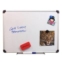 Cheap Stationery Supply of Magnetic Drywipe Board 450x600mm Office Statationery