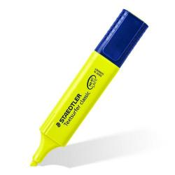 Cheap Stationery Supply of Staedtler Textsurfer Marker Fluorescent Yellow Pack 10 Office Statationery
