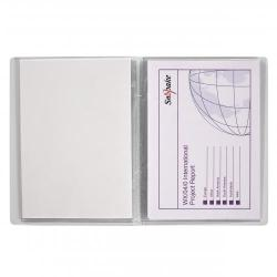 Cheap Stationery Supply of Display Book 20 Pockets A5 CLR Office Statationery