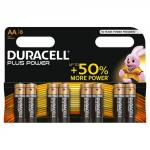 Duracell Aa Plus Batteries Pack of 8