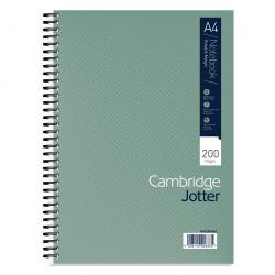 Cheap Stationery Supply of Cambridge Jotter Wbound A4 GN PK3 Office Statationery