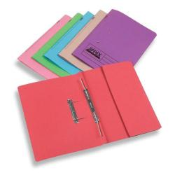 Cheap Stationery Supply of Rexel Jiffex Pocket Transfer File Manilla Foolscap 315gsm Green Pack 25 Office Statationery
