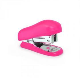 Rapesco Bug Mini Stapler Hot Pink