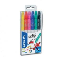 Cheap Stationery Supply of Pilot Frixion Colouring Pens Assorted Pack of 6 Office Statationery