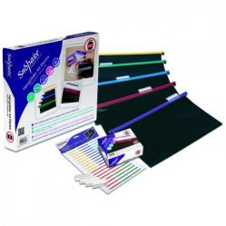 Cheap Stationery Supply of Suspension File A4 Astd PK25 Office Statationery