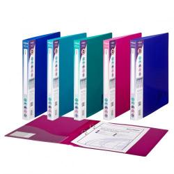 Cheap Stationery Supply of Ring Binder 2Ring A4 Astd PK10 Office Statationery