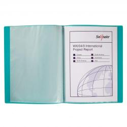 Cheap Stationery Supply of Display Book 10 Pkts A4 Astd PK10 Office Statationery