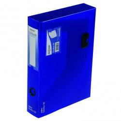 Cheap Stationery Supply of Snopake DocBox A4 60mm BL Office Statationery