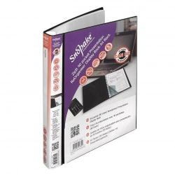 Cheap Stationery Supply of 40pkt Organiser Display Book A4 BK Office Statationery