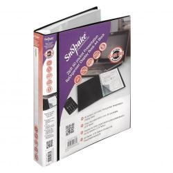 Cheap Stationery Supply of 60pkt Organiser Display Book A4 BK Office Statationery