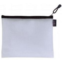 Cheap Stationery Supply of EVA Mesh Zippa Bag A5 Black PK3 Office Statationery