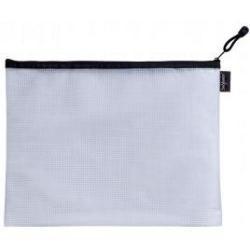Cheap Stationery Supply of EVA Mesh Zippa Bag Flscp Black PK3 Office Statationery
