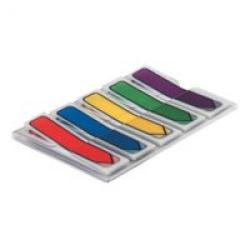 Cheap Stationery Supply of Post-it Index Arrows 12mm 100 Tabs 5 Colours 684-arr1 Office Statationery